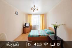 1-комнатная, улица Аллилуева 12а. Третья рабочая, 37кв.м. Комната