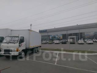 Hyundai HD120. HD35 изотермический фургон, 2 500 куб. см., 2 000 кг.
