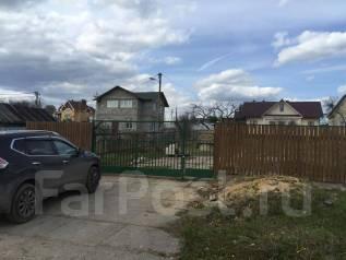 Земельный участок с недостроенным домом. 1 000 кв.м., собственность, электричество, вода, от частного лица (собственник)