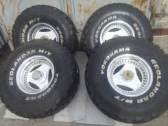Продам колёса Lodio на грязи SURF/Prado/Pajero/TLC/Safari/. 9.0x15 6x139.70 ET-16 ЦО 112,0мм.