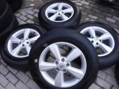 Nissan. 6.5x17.5, 5x114.30, ET40, ЦО 66,1мм.