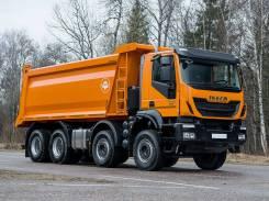 Iveco Trakker. Продается самосвал 8х4, 13 000 куб. см., 30 000 кг.