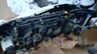 Радиатор охлаждения двигателя. Nissan Teana, PJ31, J31 Двигатели: VQ35DE, VQ23DE