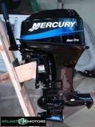 Mercury. 40,00л.с., 2х тактный, бензин, нога S (381 мм), Год: 2016 год