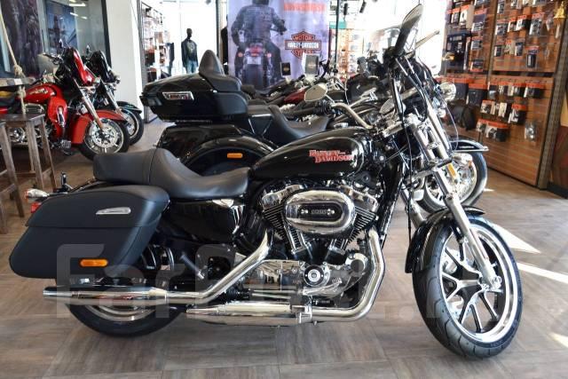 Harley-Davidson Sportster 1200 XL1200. 1 200 куб. см., исправен, птс, без пробега