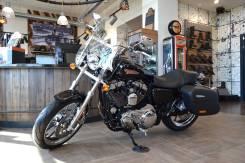Harley-Davidson Sportster Superlow XL883L. 1 200 куб. см., исправен, птс, без пробега