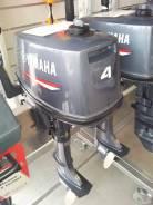 Yamaha. 4,00л.с., 2х тактный, бензин, нога S (381 мм), Год: 2016 год