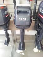 Yamaha. 8,00л.с., 2х тактный, бензин, нога S (381 мм), Год: 2017 год