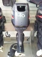 Yamaha. 40,00л.с., 2х тактный, бензин, нога S (381 мм), Год: 2016 год