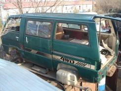 Кузов в сборе. Mitsubishi Delica