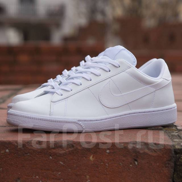 5f2f18ad Офигенные Кожаные Кеды Кроссовки Nike Tennis Classic CS 683613 104. 45