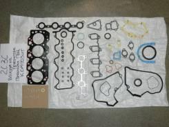 Ремкомплект двигателя. Toyota: Carina II, Town Ace, Master Ace Surf, Model-F, Carina, Corona, Corolla Spacio Двигатели: 2CL, 2C