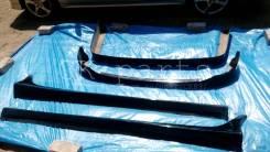 Обвес кузова аэродинамический. Lexus LS430. Под заказ