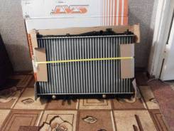 Радиатор охлаждения двигателя. Honda Stream, LA-RN2, RN1, LA-RN1, UA-RN1, ABA-RN2, CBA-RN1