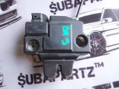 Замок крышки багажника. Subaru Legacy B4, BM9 Subaru Legacy, BMG, BM9, BMM Двигатели: EJ20E, EJ25A, EJ253, EJ255