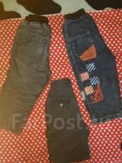 Шорты джинсовые. Рост: 68-74, 74-80, 80-86 см