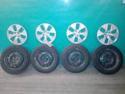 Продаю 4 колеса Хендай Солярис, Киа Рио. x15