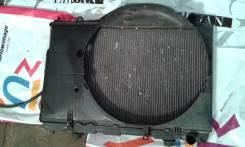 Радиатор охлаждения двигателя. Nissan Skyline, HR34, BNR34, ENR34, ER34