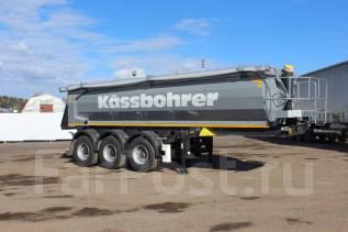 Kassbohrer. Киссбёрер самосвальный полуприцеп 22м3 в наличии.