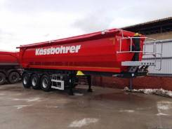 Kassbohrer. Keassbohrer самосвальный полуприцеп 32м3 новый, в наличии.