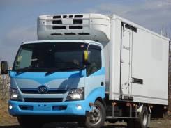 Toyota Dyna. Toyota DYNA 2011г Hybrid! Рефка! идеальное состояние!, 4 009 куб. см., 3 000 кг.