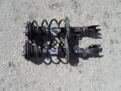 Амортизатор. Toyota Noah, ZRR70 Двигатели: 3ZRFE, 3ZRFAE