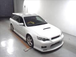Порог пластиковый. Subaru Legacy, BP5