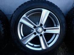 Продам или поменяю зимние колёса. x16 5x114.30