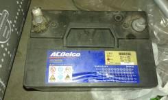 Acdelco. 80 А.ч., левое крепление, производство Япония