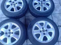 Продам колеса, лето 175/65R14, 100Х4, 14Х6JJET45 4шт. 6.0x14 4x100.00 ET45