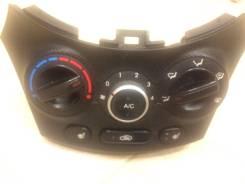 Блок управления климат-контролем. Hyundai Solaris Двигатели: G4FA, G4FC, G4LC