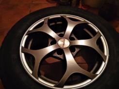 4 колеса для Suzuki sx4 (шины Goodyear диски Proma). 6.5x16 5x112.00 ET42 ЦО 63,0мм.