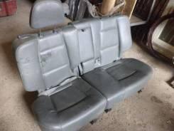Сидение заднее (диван) кожа Hyundai Santa Fe SM 2000-2006 _my