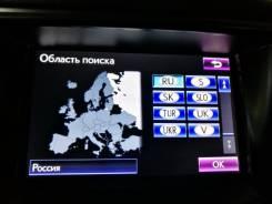 Русификация и обновление навигационных карт для Lexus и Toyota