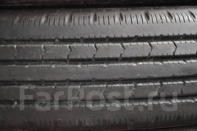 Bridgestone R202. Летние, 2014 год, износ: 10%, 2 шт