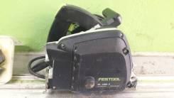 Продам фрезу по алюкобонду Festool PF-1200-E, линейка+запасной нож.