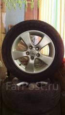 Продам комплект шин с литьем. x16 ET-88
