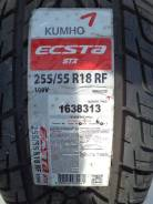 Kumho Ecsta STX KL12. Летние, 2012 год, без износа, 4 шт