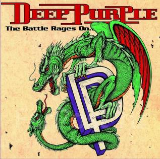 Deep Purple - The Battle Rages on (Vinyl LP)