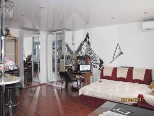 1-комнатная, улица Ватутина 4а. 64, 71 микрорайоны, агентство, 32 кв.м. Интерьер
