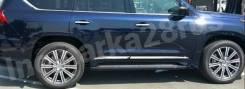 Накладка на дверь. Lexus LX450d Lexus LX570, URJ201W, URJ201 Двигатель 3URFE