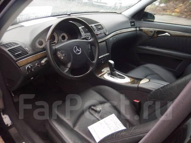 Mercedes-Benz E-Class. W211 AVANTGARDE, 112