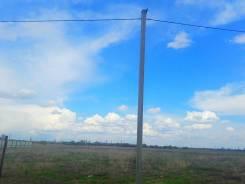 Продам земельный участок в селе Борисовка. 1 250 кв.м., собственность, электричество, от агентства недвижимости (посредник). Фото участка