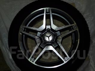 Комплект шин на литых дисках. x17