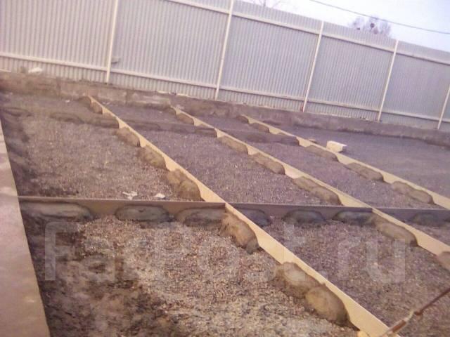 Направляющие для заливки бетона