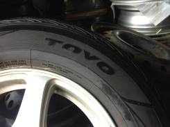 Toyo Tranpath mpF. Летние, 2011 год, износ: 5%, 4 шт