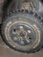 Продам колеса на дисках в сборе. x16 5x139.70 ET25 ЦО 110,0мм.