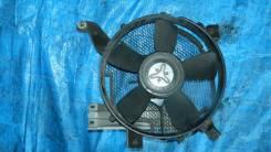 Вентилятор радиатора кондиционера. Mitsubishi Pajero, V24V, V24WG, V26WG, V47WG, V26C, V25C, V24C, V23C, V43W, V44W, V45W, V46W, V14V, V26W, V25W, V24...