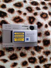 Sony Cyber-shot DSC-T10. 7 - 7.9 Мп, зум: 3х