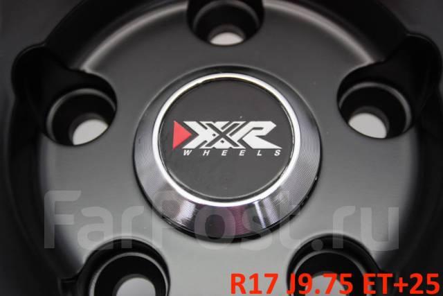 """XXR. 9.75x17"""", 5x114.30, ET25, ЦО 73,1мм."""